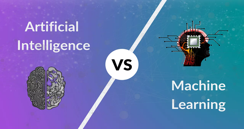 AI vs. Machine Learning