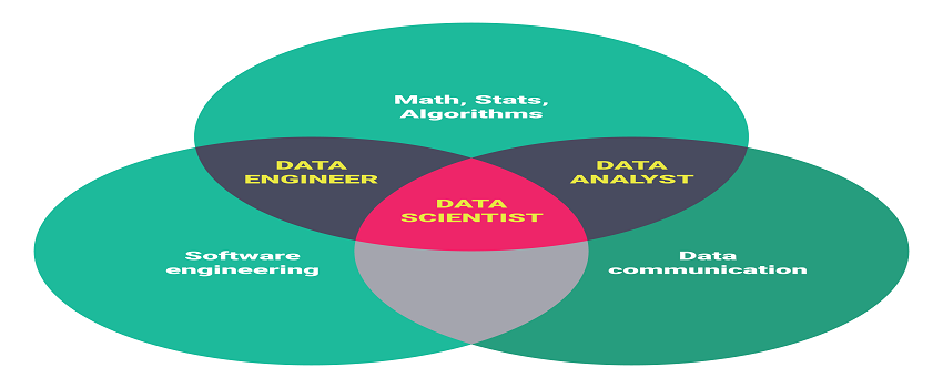 Data Science career paths