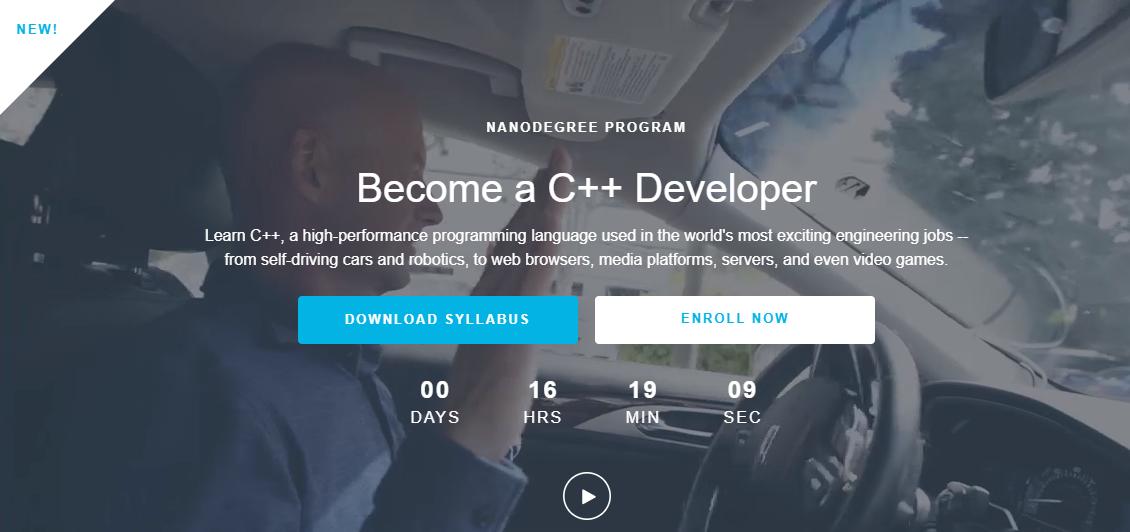 Udacity C++ Nanodegree Program Review