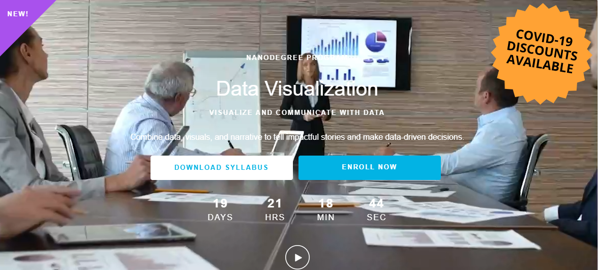 Udacity Data Visualization Nanodegree Review