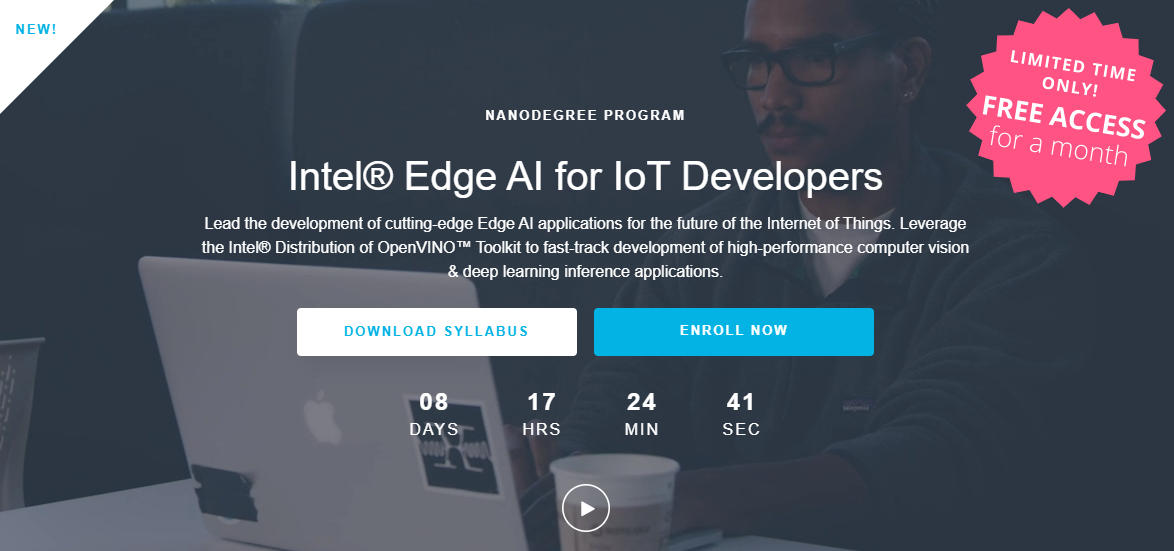 Intel® Edge AI for IoT Developers Nanodegree Review