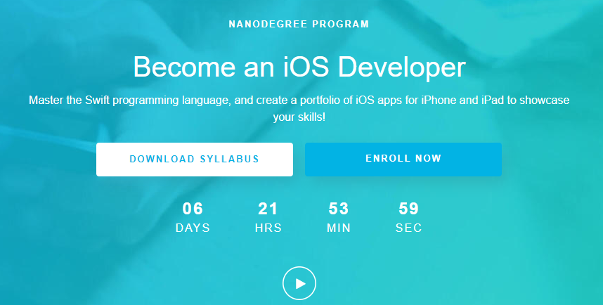 Udacity iOS developer nanodegree