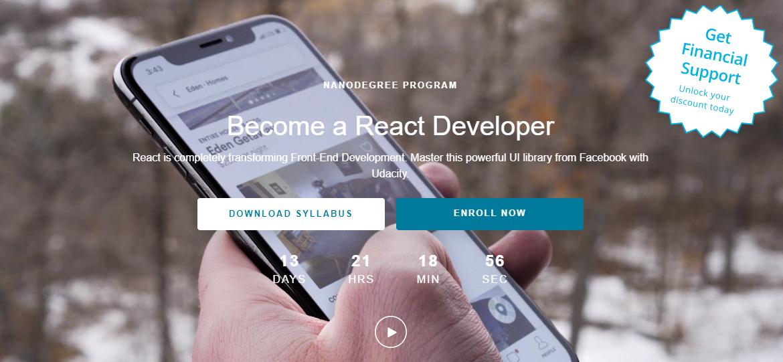 Udacity React Developer Nanodegree Review
