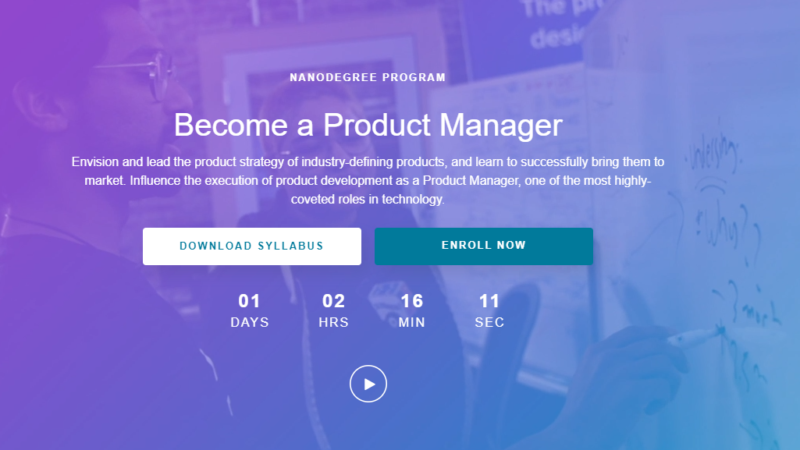 Udacity Product Manager Nanodegree Review: Learn How to Become A Product Manager Online
