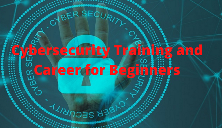 Cybersecurity training for beginners