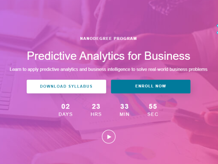 Is Udacity Predictive Analytics Nanodegree Worth Your Time And Money?
