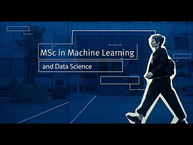Earn Your Master's Degree In Machine Learning and Data Science Online from Imperial College London