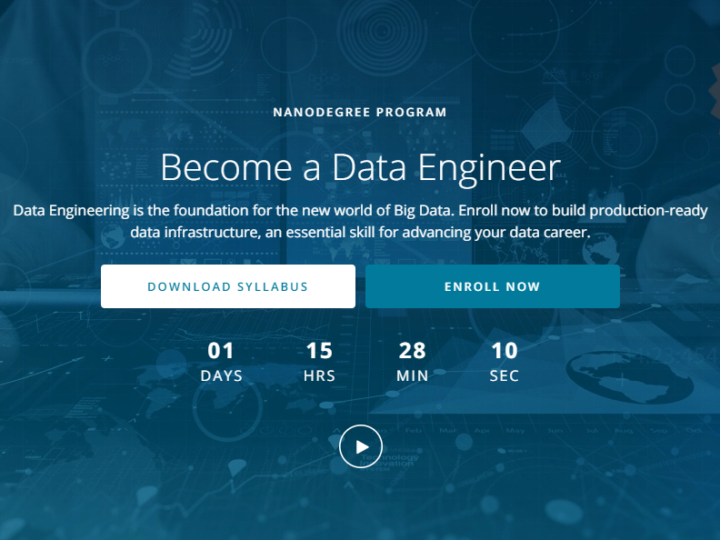 Udacity Data Engineer Nanodegree: Is it Worth Your Time and Money?