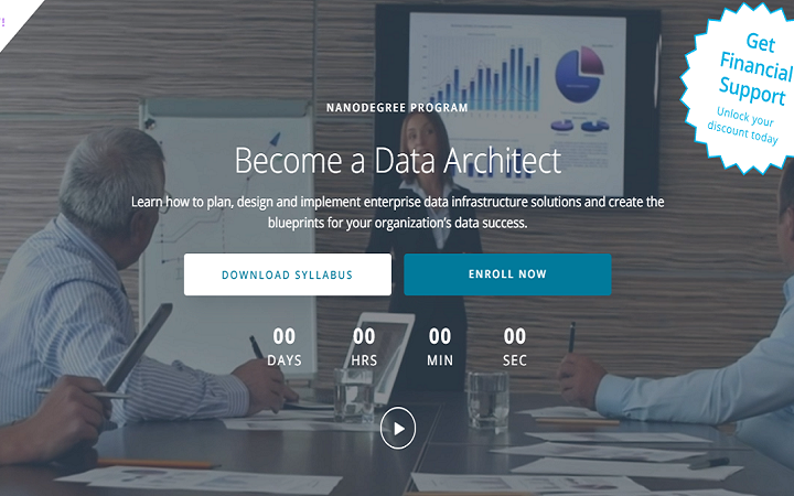 Become a Data Architect with Udacity Data Architect Nanodegree Program