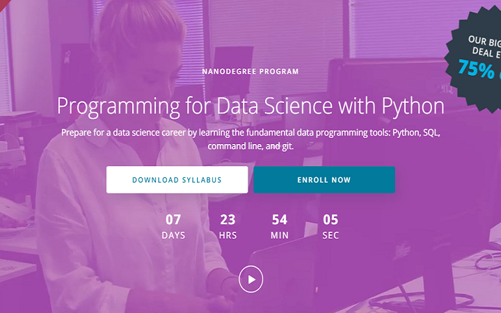Programming for Data Science with Python Nanodegree Review: Is it Worth Your Time and Money?