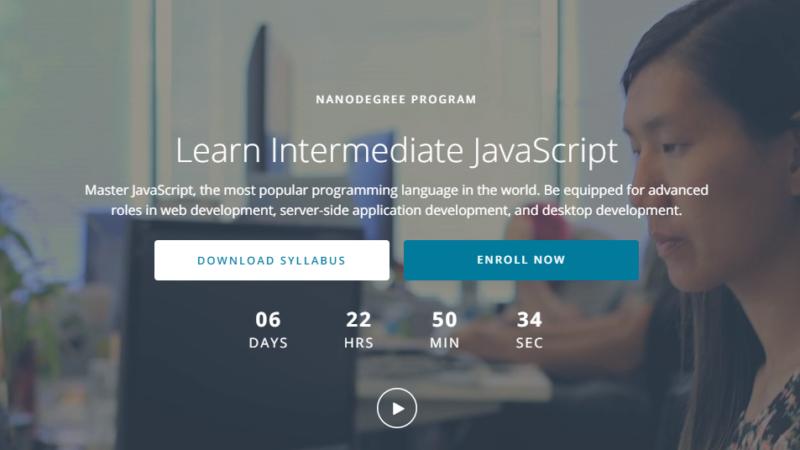 Up Your Skill Udacity Intermediate JavaScript Nanodegree Program