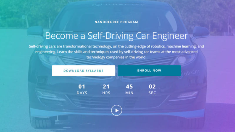 Udacity Self-Driving Cars Engineer Nanodegree Review: Is It Worth It?